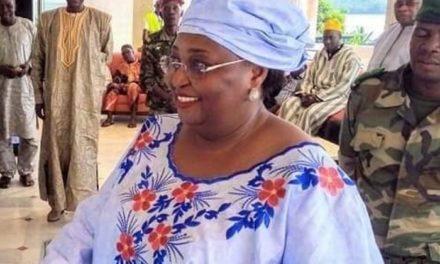 GUINEE – Décès de l'ancienne première dame Henriette Conté