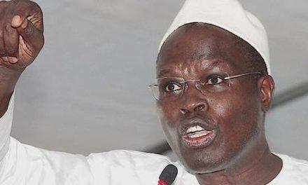 "Mairie de Dakar- Khalifa Sall formel : ""je ne désignerai personne !"""
