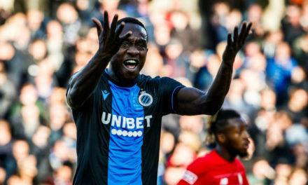 CLUB BRUGES – Mbaye Diagne étale ses regrets