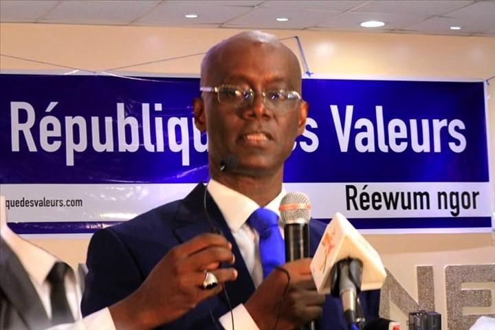 IGE – Thierno Alassane Sall réclame le rapport 2012 sur Petro Tim