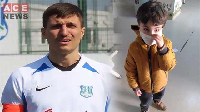 TURQUIE – Un footballeur amateur tue son enfant atteint du Covid-19