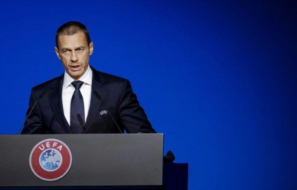 """FOOTBALL – L'Uefa espère achever la Ligue des champions """"fin août"""""""