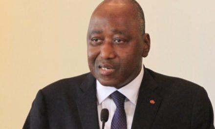 COTE D'IVOIRE – Décès du Premier ministre et dauphin de Alassane Ouattara