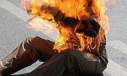 THIES – Un père de famille brûlé vif par son fils