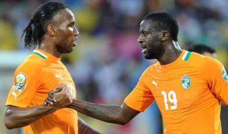 FÉDÉRATION IVOIRIENNE DE FOOTBALL – Yaya Touré soutient Drogba