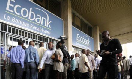 COVID-19 – L'agence Ecobank de Touba touchée