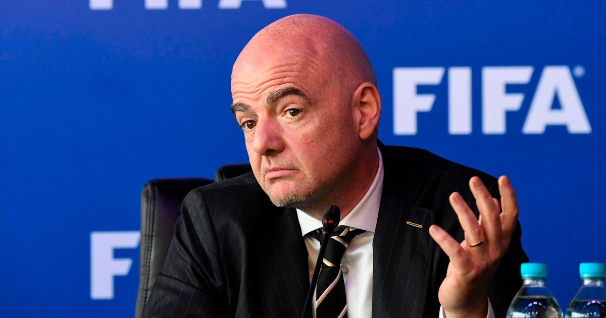 FIFA – Platini veut la tête d'Infantino