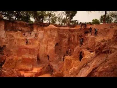 KÉDOUGOU – Deux femmes tuées dans l'éboulement d'un site d'orpaillage