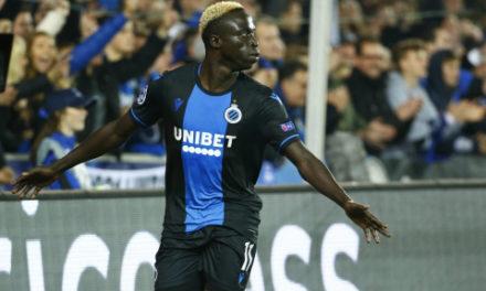 BELGIQUE – FC Bruges de Krépin Diatta, Mbaye Diagne et Youssouph sacré champion