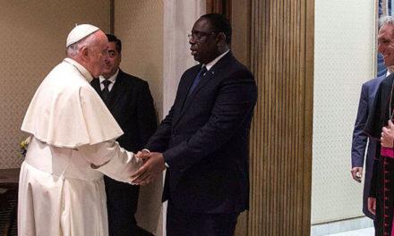 VISITE A DAKAR – Le pape François accepte l'invitation de Macky