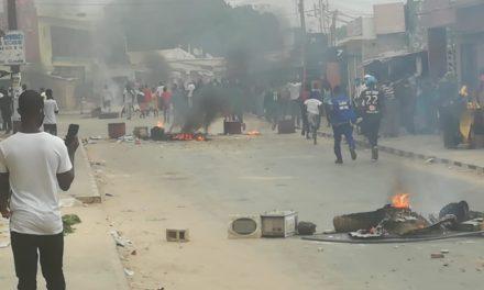 MANIF A CAP SKIRRING – Une personne atteinte par balle, des gendarmes blessés