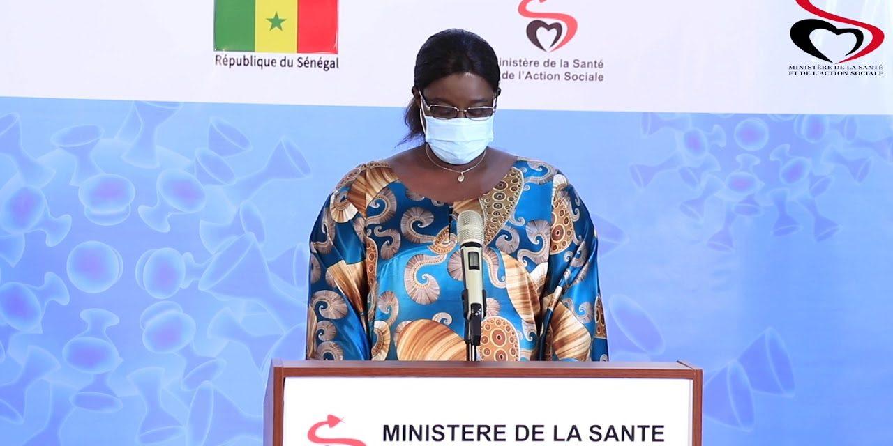 CORONAVIRUS AU SENEGAL – 81 nouveaux cas dont 13 communautaires