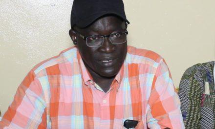 ABASS NDAO – And Gueusseum en colère contre le directeur