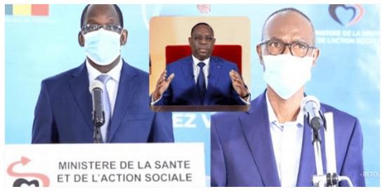 CAS SEYDI – Macky recadre Diouf Sarr