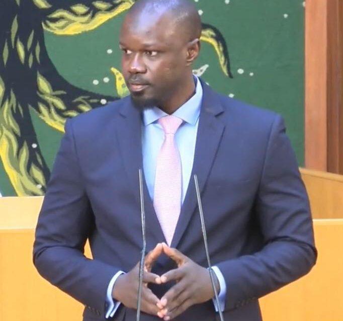 """GESTION DE LA CRISE DU COVID-19 – Ousmane Sonko dénonce """"un fiasco total"""""""