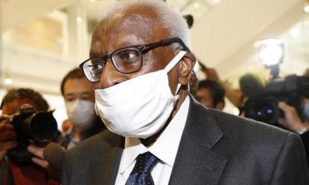 Le procureur requiert 4 ans de prison ferme contre Lamine Diack…