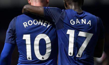 ANGLETERRE – Quand Rooney conseillait à Manchester de recruter Gana Guèye