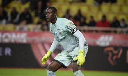 FRANCE– Alfred Gomis élu meilleur joueur de Dijon