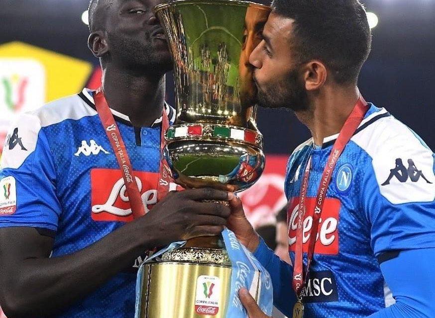 COUPE D'ITALIE – Naples de Koulibaly décroche sa 6ème étoile