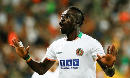 ALANYASPOR – Papis Demba Cissé meilleur buteur de l'histoire du club en championnat