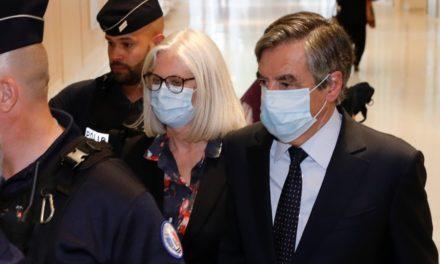 EMPLOIS FICTIFS – François Fillon jugé coupable et condamné à cinq ans de prison, dont deux ferme