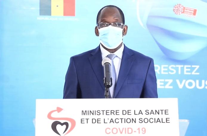 NOUVELLESOUCHE DECOVID-19 – Abdoulaye Diouf Sarr alerte et rassure sur le virus virulent