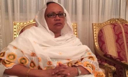 SON MARI RETOURNE EN PRISON – Fatima Habré étale sa colère