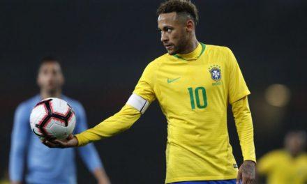 BRÉSIL – Neymar victime d'une usurpation d'identité