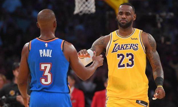 USA – La NBA approuve le plan de reprise de la saison