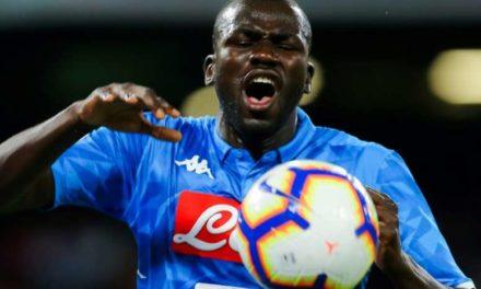 MERCATO – Naples refuse l'offre de 60M€ de Liverpool pour Koulibaly