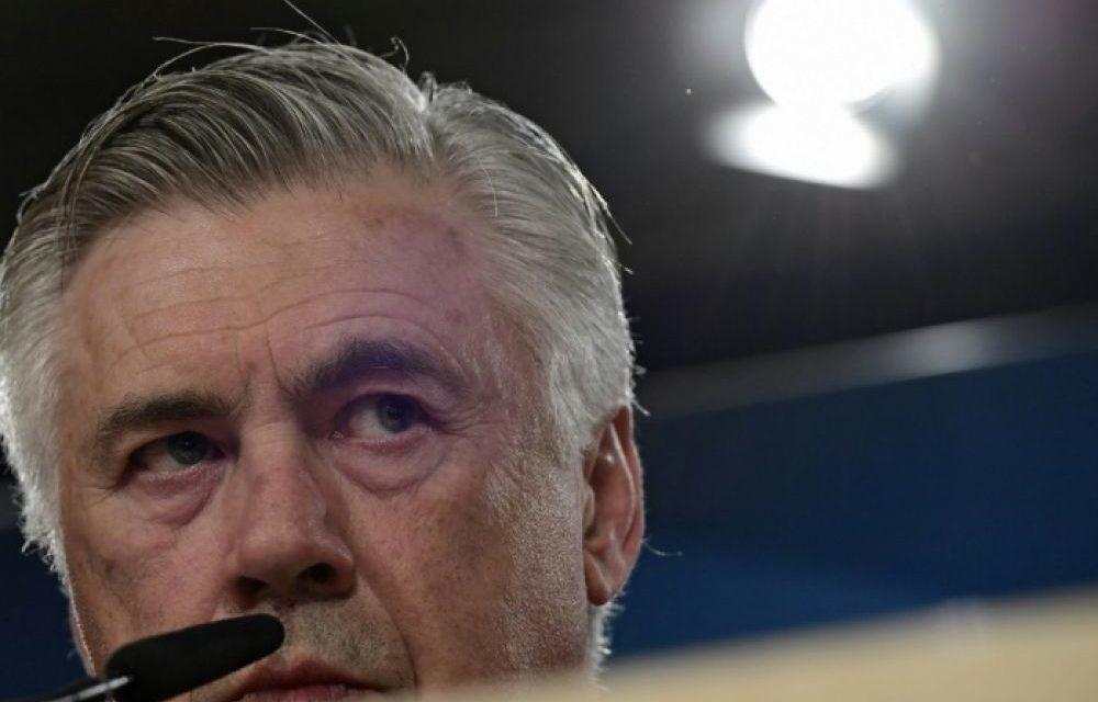 PRÉSUMÉE FRAUDE FISCALE – Ancelotti poursuivi en Espagne