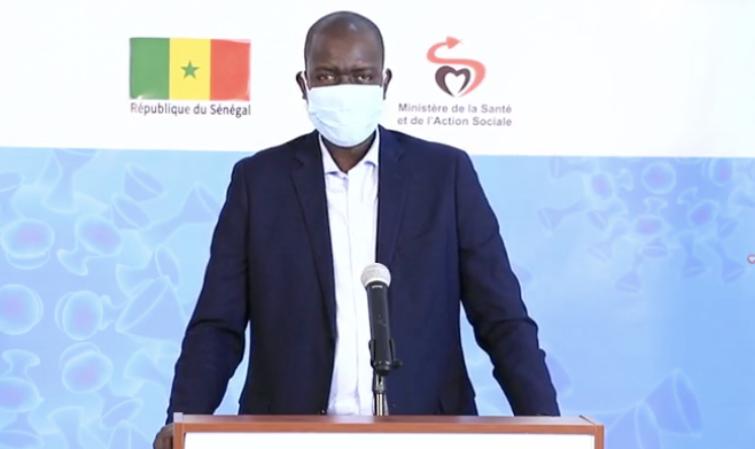 MINISTERE DE LA SANTE  – Le Directeur de cabinet Aloyse quitte Diouf Sarr