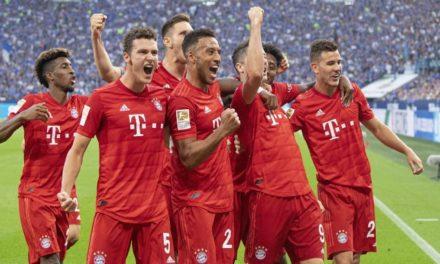BUNDESLIGA – Le Bayern, sacré pour la 8ème fois d'affilée
