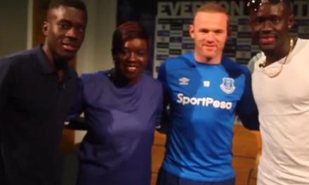 MAN U – Rooney avait conseillé Guèye