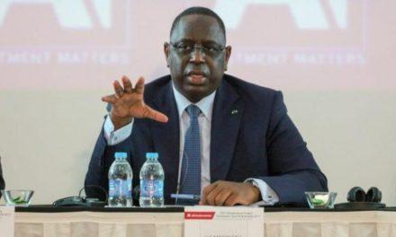 """COVID-19 AU SENEGAL  – Macky Sall dénonce une couverture médiatique """"alarmiste"""""""