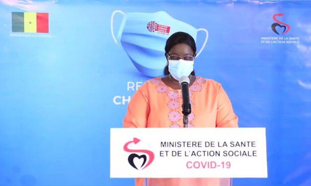 CORONAVIRUS AU SÉNÉGAL – 96 nouveaux cas dont 16 communautaires
