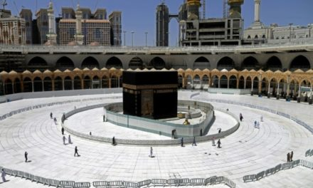 """CORONAVIRUS – Le grand pèlerinage de La Mecque maintenu avec un """"nombre très limité"""" de fidèles"""