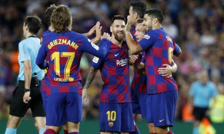 CORONAVIRUS – 7 cas confirmés au Barça