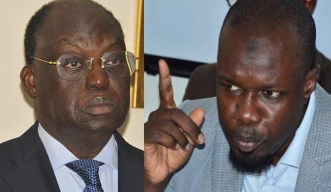 RESOLUTION EN FAVEUR DU GOUVERNEMENT – Sonko fâché contre  « Moustapha Niass et sa bande »