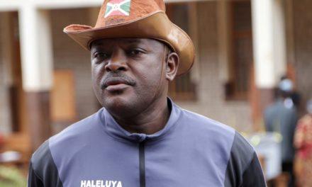 BURUNDI – Décès du président Pierre Nkurunziza