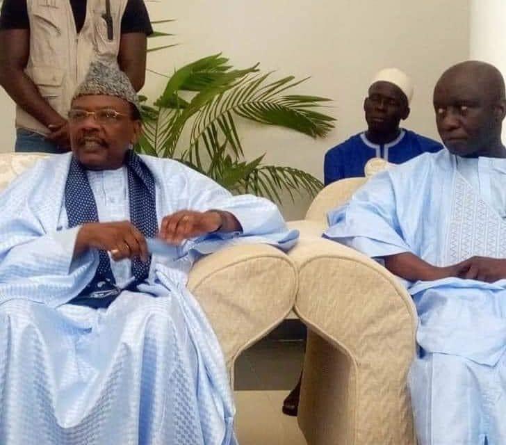 HOMMAGES – L'opposition sénégalaise pleure Pape Malick Sy