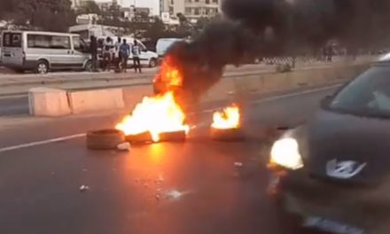 Vidéo – COUVRE-FEU – Dakar manifeste
