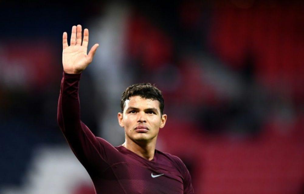 LIGUE 1 – Le PSG se sépare de Thiago Silva selon L'Equipe