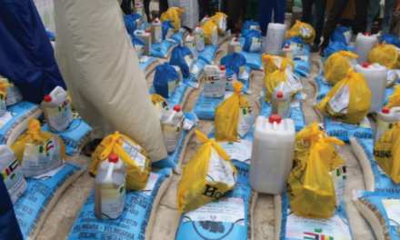 CAMBRIOLAGE A DAGANA – Une partie de l'aide alimentaire volée