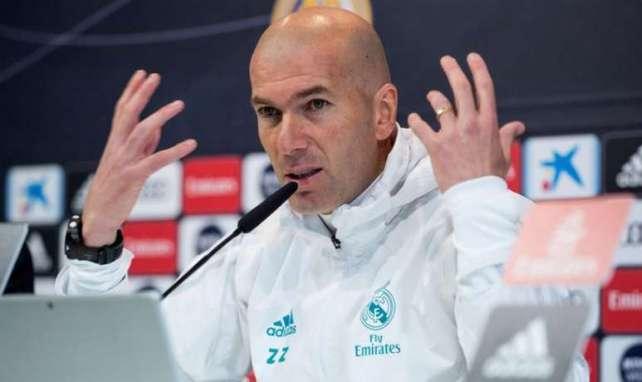 REAL NOUVEAU FORMAT DE LA C1 – Zidane valide