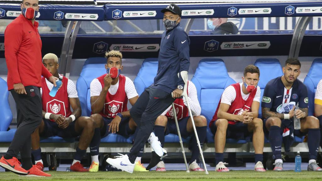 PSG – Mbappé out pour trois semaines