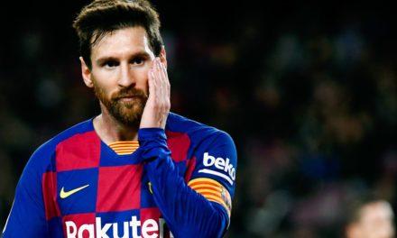 BARCELONE – L'énorme coup de gueule de Lionel Messi après la perte du titre