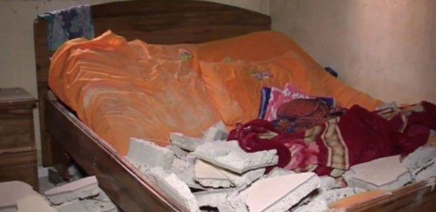 KEUR MASSAR – L'effondrement d'une dalle tue femme enceinte