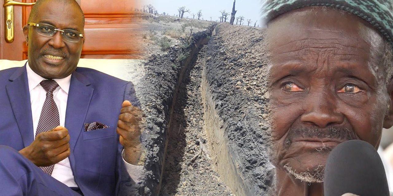 Avis sur le différend opposant la population du Village de Ndingler à monsieur Babacar Ngom ( Par Al Hassane Sané)