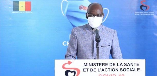 CORONAVIRUS AU SÉNÉGAL – 3 nouveaux décès, 83 nouveaux cas dont 19 communautaires